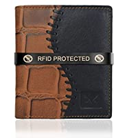 Top Quality Craftsmanship With Printed Dry Milled Leather. For Men It is for daily use