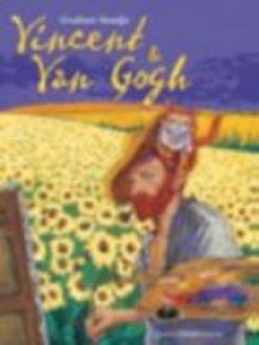 Vincent e van gogh - coleção hq zahar