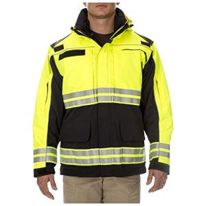 5.11 Tactical EMS Professionals Responder Parka – High-Visibility, Style 48073