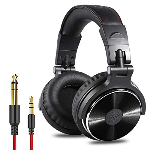OneOdio Adapter-Free Closed Back Over-Ear DJ Stereo...