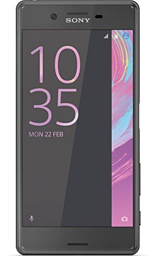 Sony Xperia X Smartphone débloqué (Ecran: 5 pouces - 32 Go - Android 6.0) Noir (Import Allemagne)