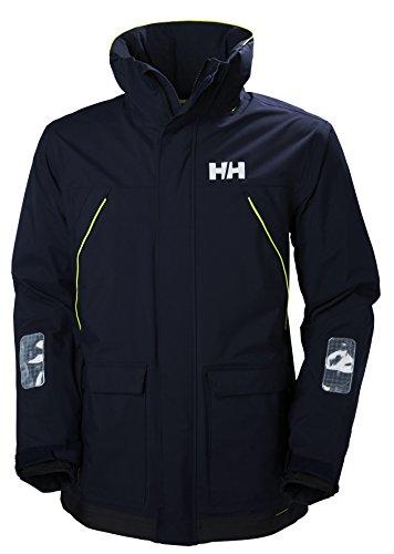 Helly Hansen Herren Pier Jacke, Blau (Navy), Medium