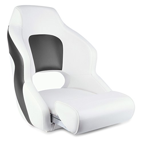 Leader Accessories Two Tone Captains Bucket Seat Premium...
