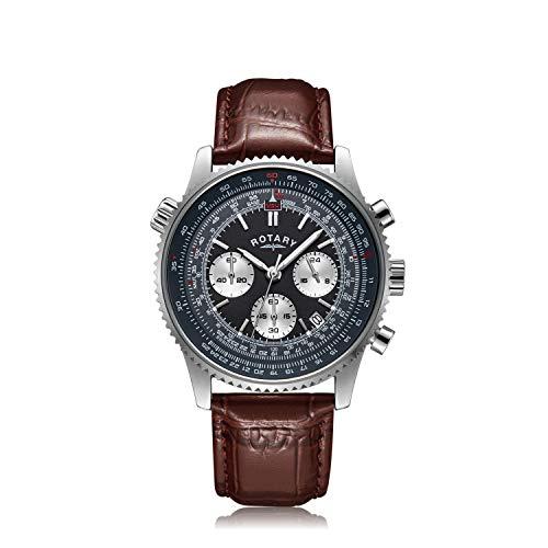 Rotary Aquaspeed GS00070/04B Herren-Armbanduhr