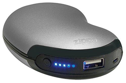 Zippo 2005830 (DE/NL/FR) Heatbank 6 | Silver, Aluminium und Kunststoff, Silber