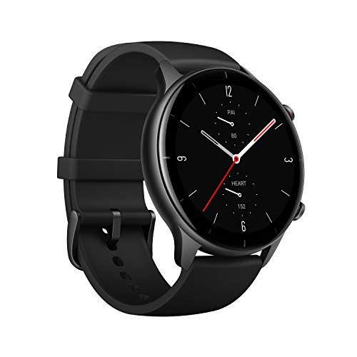 Amazfit GTR 2e SmartWatch with Curved Design, 1.39 Always-on AMOLED...