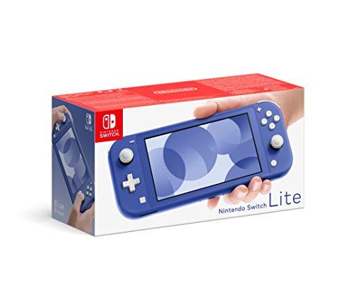 Nintendo Switch Lite, Standard, Blau