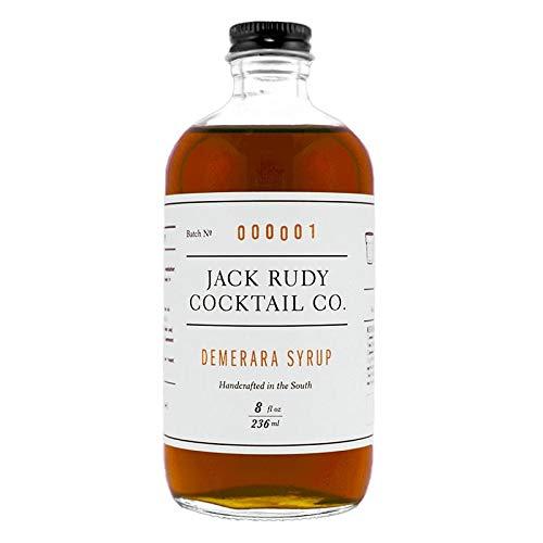Jack Rudy Demerara Syrup (8 ounce)