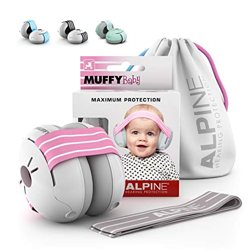 Alpine Muffy Baby Ear Protection for Newborn and...