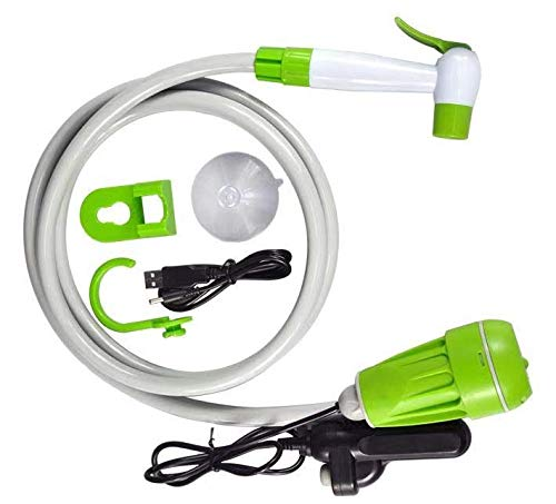 Travel Portable Bidet Handheld Water Sprayer Rechargeable Battery Powered from MyPortaWash- Model-T
