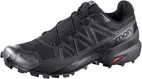 Salomon Shoes Speedcross, Chaussures de Running Compétition Homme, Noir...
