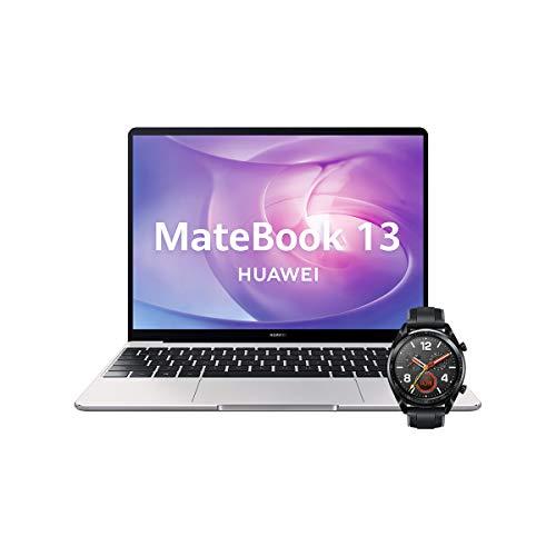 Huawei Matebook 13 - Ordenador Portátil Ultrafino 13' 2K (Intel...