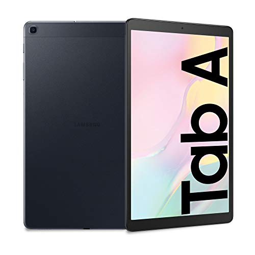 Samsung Galaxy Tab A 10.1, Tablet, Display 10.1' WUXGA, 32 GB Espandibili, RAM 2 GB, Batteria 6150...