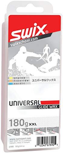Swix Universal Ski/Snowboard Glide Wax, 180g