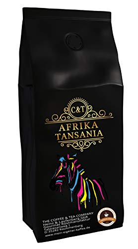 Kaffeespezialität aus Afrika - Tansania