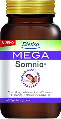 Dielisa - MEGA Somnio - 60 cápsulas