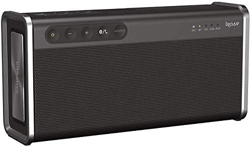 Creative iRoar Go Portable 5-Driver Weatherproof Bluetooth Speaker