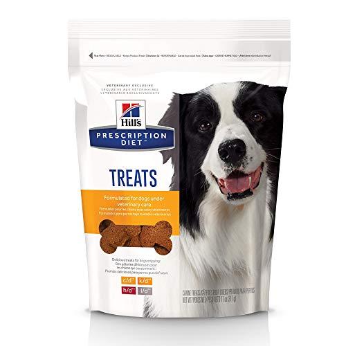 Hill's Prescription Diet Dog Treats, Veterinary...