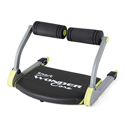 WONDER CORE Smart : Cardio+ Body Muscle Toning - Fitness Equipment - Muscles Building Exercises- Compact & Portable...