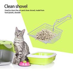 Easy-to-Carry-Cat-Litter-Scoop-Cat-Litter-Scooper-Small-Size-for-Cat-Litter-Dog-Litter