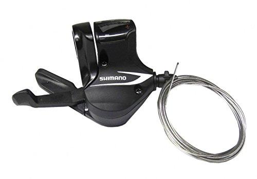 Shimano Unisex– Erwachsene Acera Fahrradschaltung, schwarz, 1size