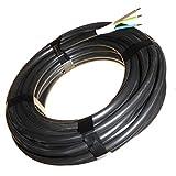 Câble CYKY-J 3 conducteurs 2,5 mm Hi Tuff pour usage intérieur et...
