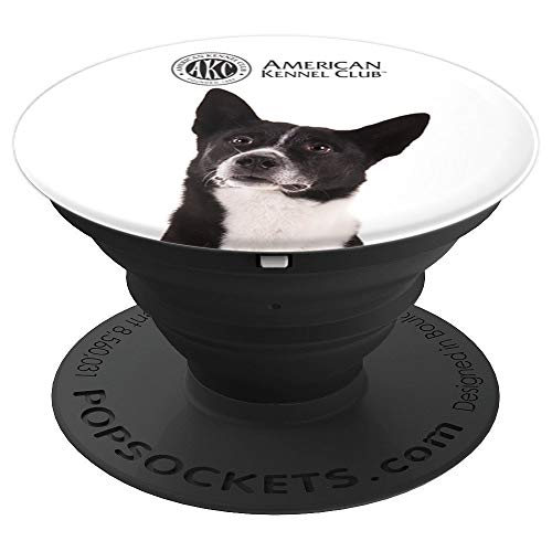 AKC Canaan Dog Photo PopSocket PopSockets Grip and Stand for Phones and Tablets