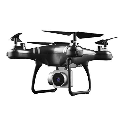 RC Drone con Fotocamera, WiFi 720P / 1080P Telecamera Video Live e Ritorno GPS Home 2.4GHz 4 CH 4 Axis Gyro RTF RC Quadricottero- Altitude Hold, Batteria Intelligente, Distanza di Controllo Lunga