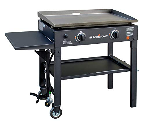Blackstone 28 inch Outdoor Flat Top Gas Grill Griddle Station -...