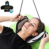 ED Gateway Neck Hammock Portable Cervical Traction Decompression Device for Neck Pain Relief and Physical Therapy