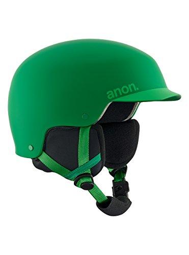 Anon Scout, Casco Snowboard Bambino, Verde, M