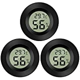 Thlevel Mini Digital LCD Thermomètre Hygromètre Température Humidité...