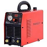 Plasma Cutter, HeroCut 45i 40Amps, 110 Voltage Inverter Air Plasma Cutter IGBT 10mm Clean Cut, 14mm Servance Cut In 70PSI (CUT45i 110v)