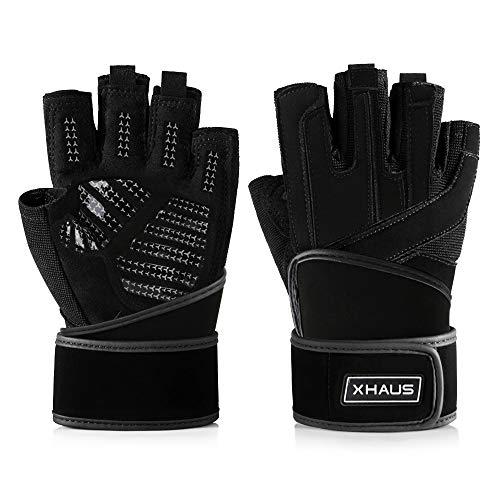 Xhaus Weight Lifting Gym Workout Gloves