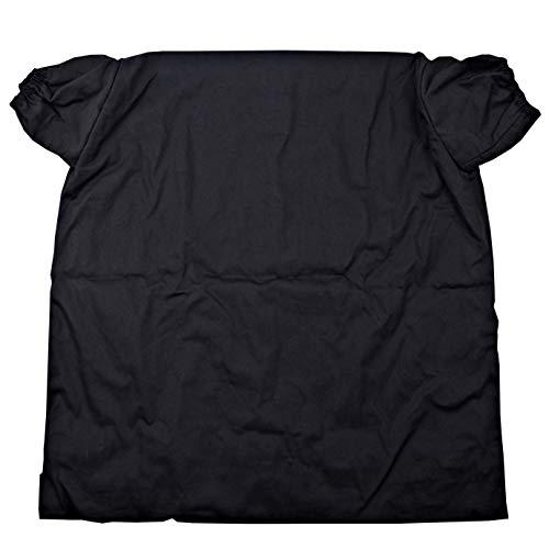ZERONOWA ダークバッグ チェンジバッグ 携帯 簡易 暗室 袋状 (ブラック/55㎝×60㎝)