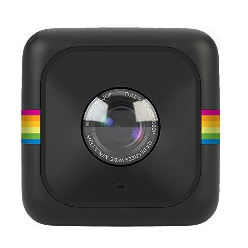 Polaroid ポラロイド POLC3 キューブ HD デジタルビデオアクションカメラブラック