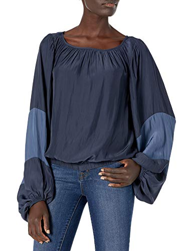 416f6zqfSvL. SL500 Full sleeve Color blocked sleeves Elastic waistband