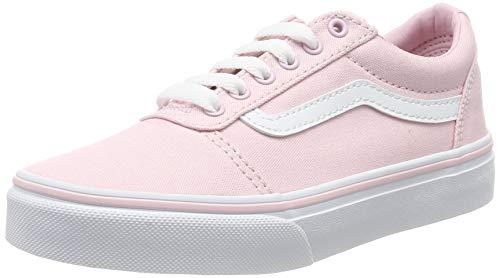 Vans Ward, Sneaker para Niñas, Rosa ((Canvas) Chalk Pink Vuz), 30 EU