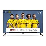 CHiQ L32H7N HD Smart TV, 32 Pouces, WiFi, Netflix, Youtube, Prime Video,...
