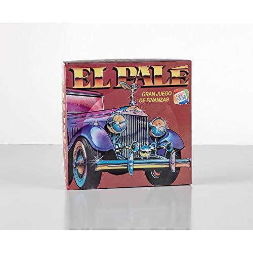 Cefa Toys JUEGO DE MESA EL PALÉ, 21817, color negro