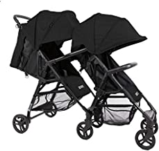 The Tandem+ (ZOE XL1) – Best Lightweight Travel and Everyday Tandem Stroller System..