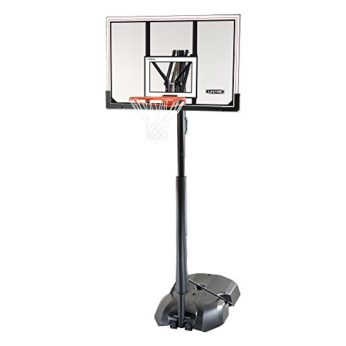 Lifetime 51544 Front Court Portable Basketball System, 50 Inch...