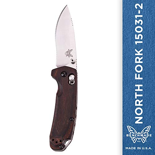 Benchmade – North Fork 15031-2 Knife