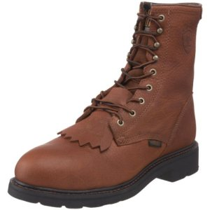 Ariat Men's Cascade 8″ Steel Toe Work Boot
