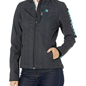 Cinch Women's Printed Bonded Concealed Carry Jacket