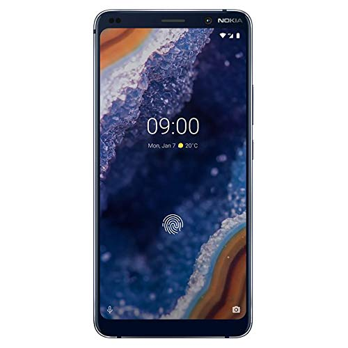 Nokia 9 PureView - Android 9.0 Pie - 128 GB -...