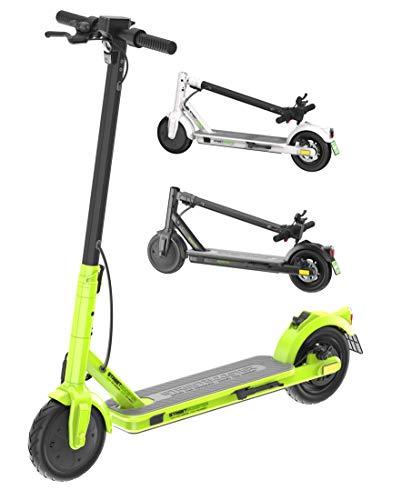 STREETBOOSTER One - E-Scooter mit Straßenzulassung und App aus dem Fachhandel (Schwarz)