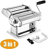 Machine à pâtes Machine Elegant Life Noodle Cutter Acier inoxydable avec...