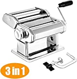 Machine à pâtes Machine Elegant Life Noodle Cutter Acier...