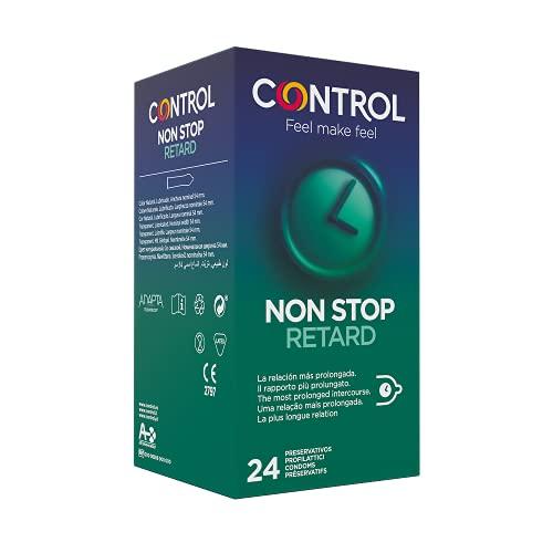 CONTROL Retard Profilattici Standard - 24 pezzi